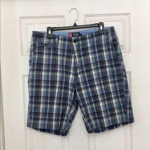 Chaps by Ralph Lauren men's plaid shorts
